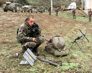 Satellite Phone use during natural disaster