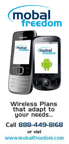 Mobal Freedom - No Contract Cell Phone Plans