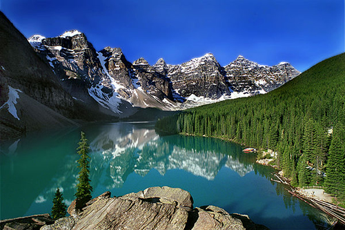 Places To Visit In Canada On Vacation Mobal