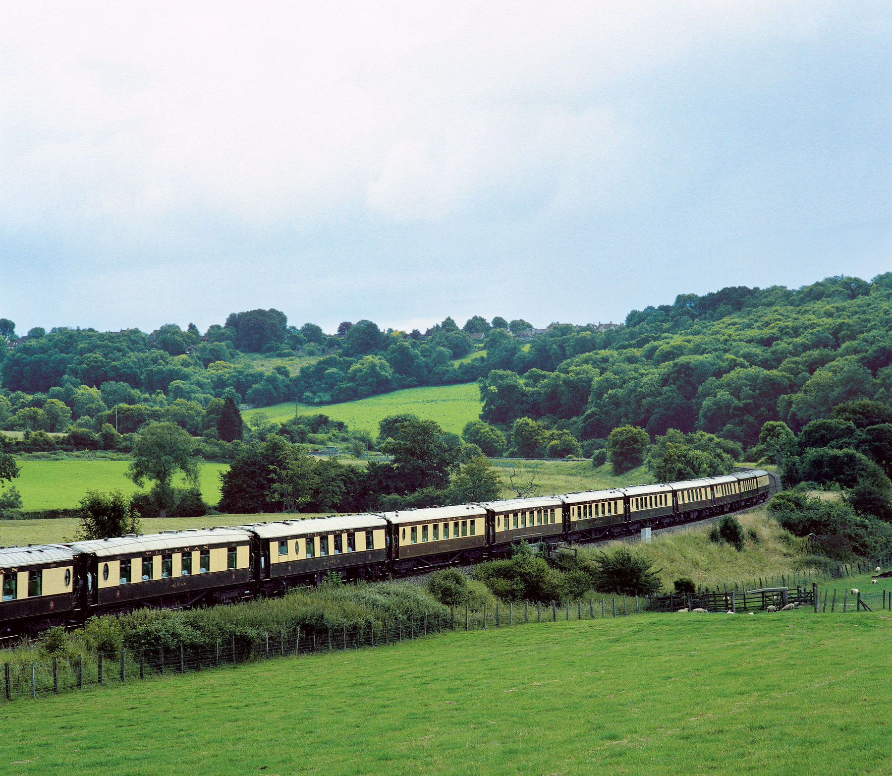 The Worlds Best Train Journeys - Mobal