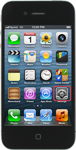 iPhone 4 - Data Roaming