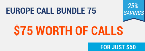 European Call Bundle 75