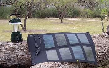 12 Watt Folding Solar Panel Charger