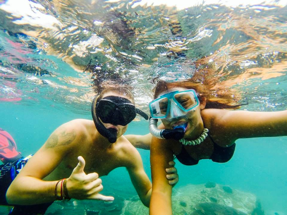 Adventure in You - Diving