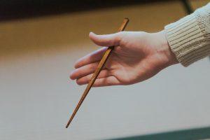 using chopsticks 2