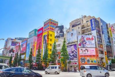 akihabara tour japan sim