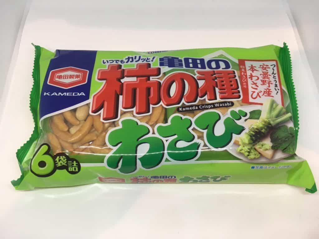 japanese snacks spicy beer 2019