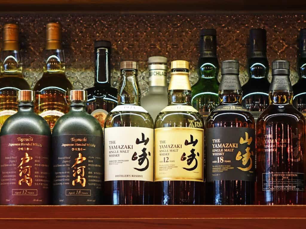 japanese whiskey bar rugby 2019