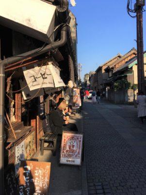coffee shop kawagoe day trip tokyo