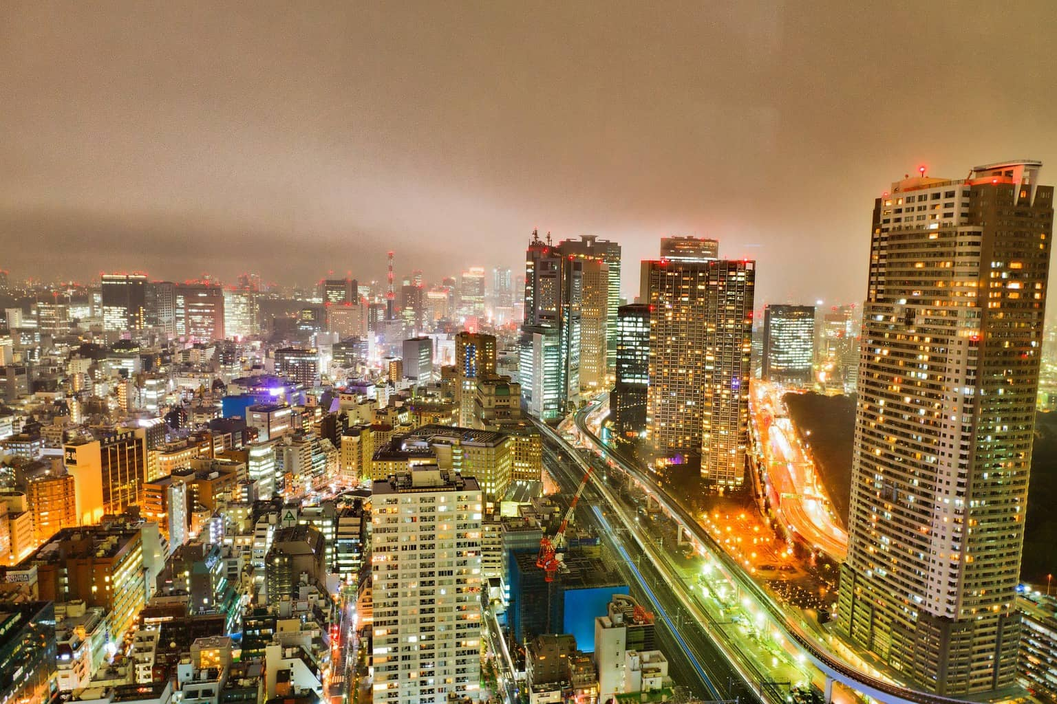 tokyo by night 2019 to do