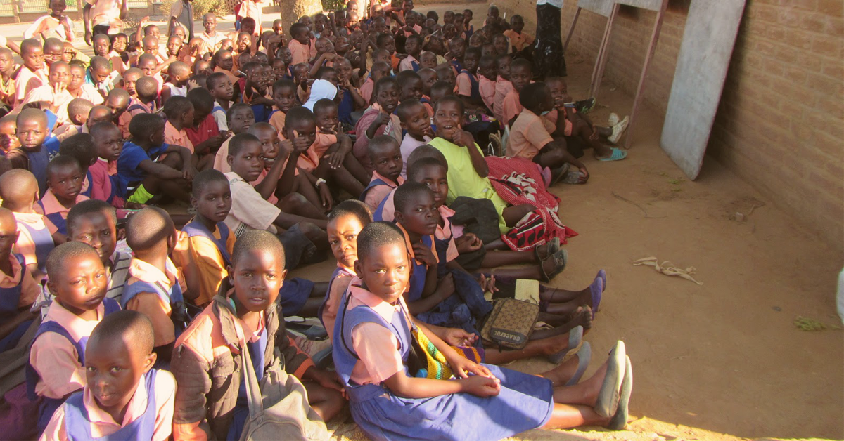 Thank You, From Malawi