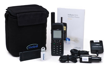 Mobal Satellite Phone Rental