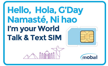 Mobal World SIM Card
