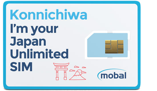 Japan SIM Cards | Worldwide shipping, No Contracts!