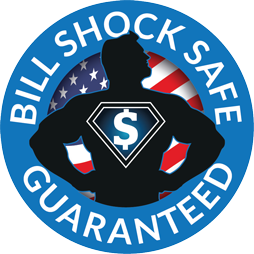 billshock safe logo